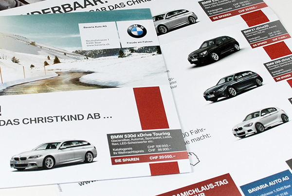 BMW // MAILING