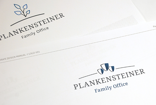 PLANKENSTEINER // BRANDING