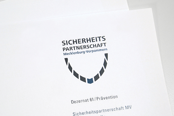 SICHERHEITSPARTNER // BRANDING
